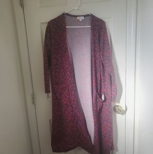 Lularoe Sarah long cardigan
